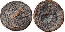 Ancient Coins - Coin, Spain, Saiti/Saitabi, Bronze Unit, 150-100 BC, , Bronze