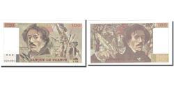 World Coins - France, 100 Francs, Delacroix, 1983, UNC(65-70), Fayette:69.7, KM:154b