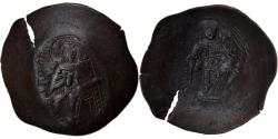 Ancient Coins - Coin, Isaac II Angelus, Aspron trachy, 1185-1195, Constantinople,