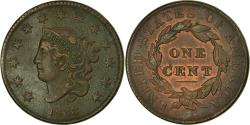 Us Coins - Coin, United States, Coronet Cent, Cent, 1833, Philadelphia,