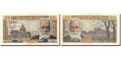 World Coins - France, 500 Francs, 500 F 1954-1958 ''Victor Hugo'', 1955, 1955-01-06