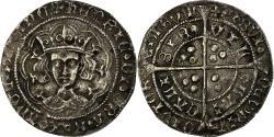 Ancient Coins - Coin, France, Henri VI, Gros, 1430-1434, Calais, , Silver, Boudeau:1951