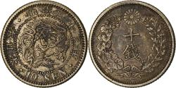 World Coins - Coin, Japan, Mutsuhito, 10 Sen, 1900, , Silver, KM:23