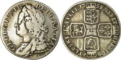 World Coins - Coin, Great Britain, George II, Shilling, 1758, London, , Silver