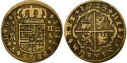 World Coins - Coin, Spain, Philip V, 2 Reales, 1723, Madrid, Contemporary forgery,