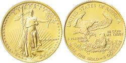 Us Coins - Coin, United States, $5, 1987, U.S. Mint, Philadelphia, MS(65-70), Gold, KM:216