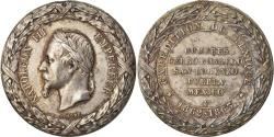 World Coins - France, Napoléon III, Expédition du Méxique, History, Medal, 1862-1863