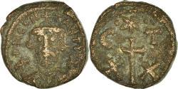 Ancient Coins - Coin, Constans II, Half Follis, 647-659, Carthage, , Copper, Sear:1060