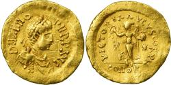 Coin, Zeno, Tremissis, 476-491, Constantinople, , Gold, RIC:915