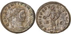 Ancient Coins - Coin, Constance Chlore, Follis, 296-297, Trier, , Copper, RIC:213a