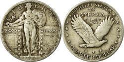 Us Coins - Coin, United States, Standing Liberty Quarter, Quarter, 1924, U.S. Mint
