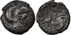 Ancient Coins - Coin, Coriosolites, Stater, Ist century BC, , Billon