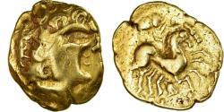 Coin, Carnutes, Stater, , Gold, Delestrée:2526
