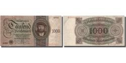 World Coins - Banknote, Germany, 1000 Reichsmark, 1924, 1924-10-11, KM:179, VF(20-25)