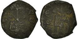 Ancient Coins - Coin, Leo III, Follis, 720-741, Syracuse, , Copper, Sear:1531