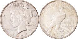 Us Coins - Coin, United States, Peace Dollar, Dollar, 1923, U.S. Mint, Denver,