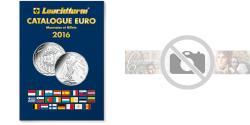 World Coins - Book, Coins, Euro Catalog 2016, Leuchtturm:347938