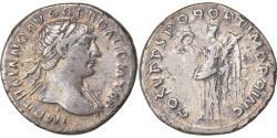 Ancient Coins - Coin, Trajan, Denarius, 107-108, Rome, , Silver, RIC:128