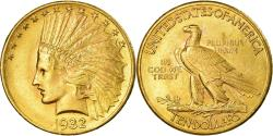 Us Coins - Coin, United States, Indian Head, $10, Eagle, 1932, Philadelphia, , Gold