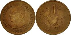 World Coins - Coin, South Africa, Cent, 1979, , Bronze, KM:98