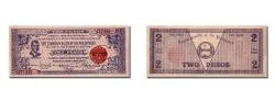 World Coins - Philippines, 2 Pesos, 1942, KM #S647B, 1942-01-26, UNC(63), 437444 D