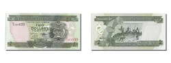 World Coins - Solomon Islands, 2 Dollars, KM #18, UNC(65-70), C/3204039