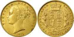 Ancient Coins - Coin, Great Britain, Victoria, Sovereign, 1871, London, , Gold