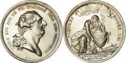 World Coins - France, Token, Louis XVI, Mort de Louis XVI, Immolé par les Factieux, 1793