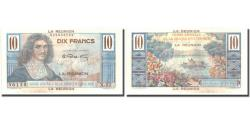 World Coins - Banknote, Réunion, 10 Francs, Undated (1947), KM:42a, UNC(63)