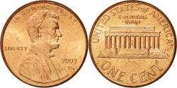 Us Coins - Coin, United States, Lincoln Cent, Cent, 2003, U.S. Mint, Denver,
