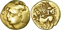 Ancient Coins - Coin, Bituriges Cubi, Stater, Ist century BC, , Gold, Delestrée:3396