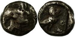 Ancient Coins - Coin, Attica, Athens, Hemiobol, 454-404 BC, Athens, , Silver