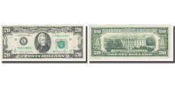 Us Coins - Banknote, United States, Twenty Dollars, 1981, KM:2471, UNC(63)