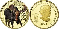 World Coins - Coin, Canada, Elizabeth II, 75 Dollars, 2009, Royal Canadian Mint,