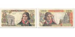 World Coins - France, 100 Nouveaux Francs, Bonaparte, 1962, 1962-03-01, VF(30-35)