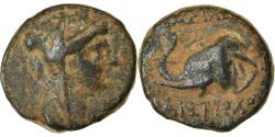 Ancient Coins - Coin, Seleukid Kingdom, Antiochos IV Epiphanes, Bronze Æ, 175-164 BC, Antioch