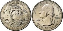 Us Coins - Coin, United States, Wisconsin, Quarter, 2018, U.S. Mint,