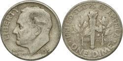 Us Coins - Coin, United States, Roosevelt Dime, Dime, 1953, U.S. Mint, Philadelphia