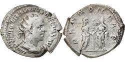 Ancient Coins - Coin, Trajan Decius, Antoninianus, 250, Roma, , Billon, RIC:21b