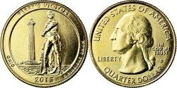 Us Coins - Coin, United States, Perry's Victory, Quarter, 2013, U.S. Mint, , Gold