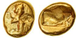 Ancient Coins - Coin, Persia, Achaemenid Empire, Daric, 485-420 BC, Sardes, , Gold