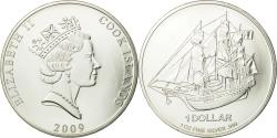 World Coins - Coin, Cook Islands, Elizabeth II, Dollar, 2009, , Silver, KM:1473