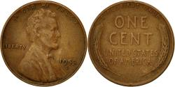 Us Coins - Coin, United States, Lincoln Cent, Cent, 1953, U.S. Mint, Denver,