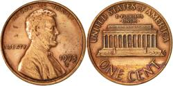 Us Coins - United States, Lincoln Cent, Cent, 1973, U.S. Mint, San Francisco,