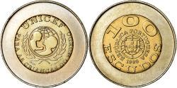 World Coins - Coin, Portugal, 100 Escudos, 1999, Lisbon, , Bi-Metallic, KM:722.1