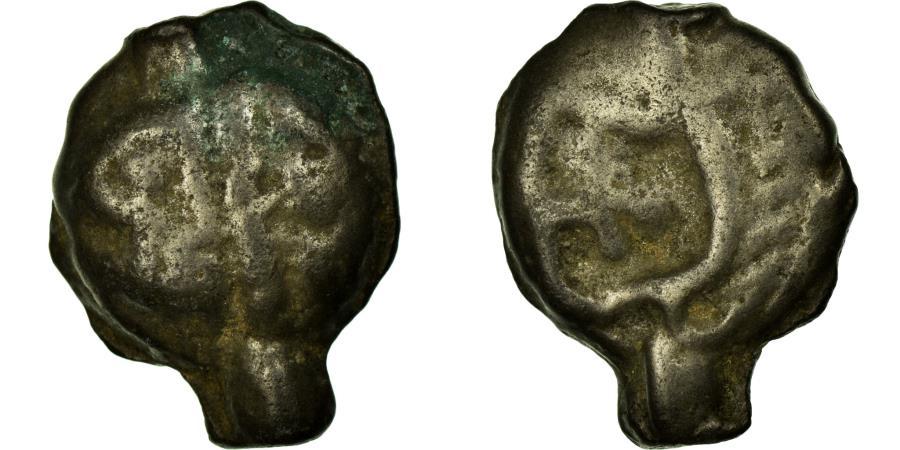 Ancient Coins - Coin, Leuci, Potin, 75-50 BC, , Delestrée:227