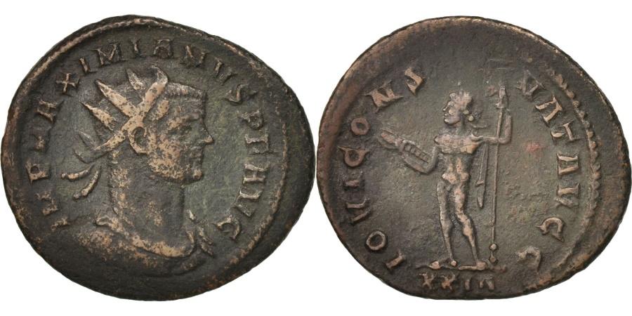 Ancient Coins - Maximianus, Antoninianus, 285-286, Roma, , Billon, RIC:506