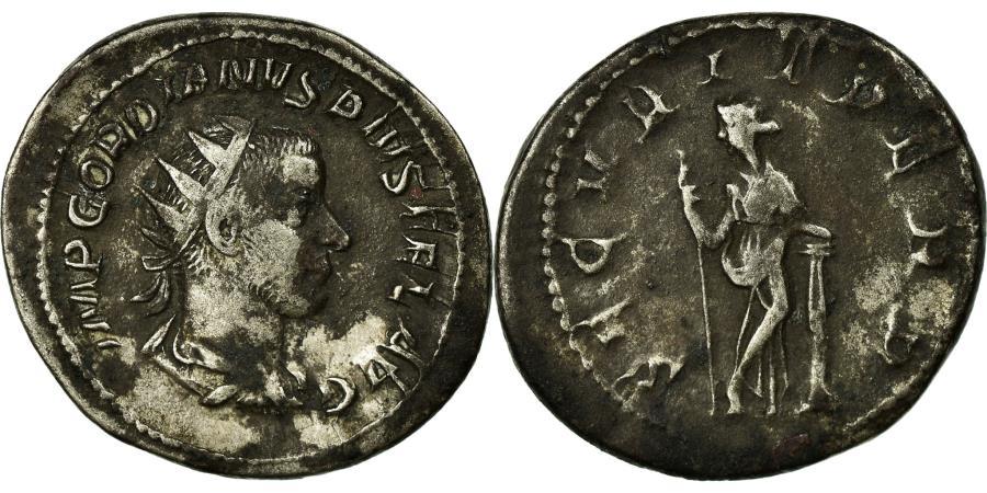 Ancient Coins - Coin, Gordian III, Antoninianus, 241-243, Rome, , Billon, RIC:151