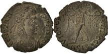 Constans, Centenionalis, 347, Siscia, MS(63), Copper, RIC:VIII 181 A