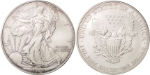 Us Coins - United States, Dollar, 1998, U.S. Mint, Philadelphia, MS(65-70), Silver, KM:273